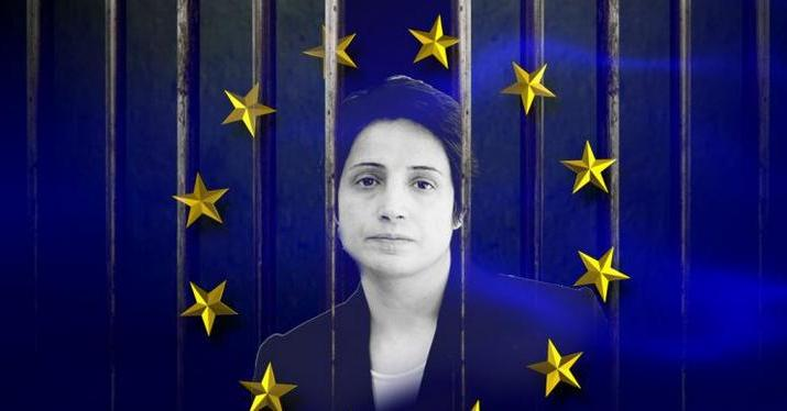ifmat - European parliament calls on Iran to release rights lawyer Nasrin Sotoudeh