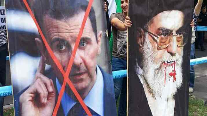 ifmat - Eviction of Iran regime from Syria and Iraq is vital for the region