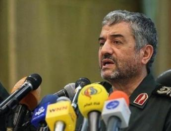 ifmat - IRGC Commanders says that US is afraid of Iran military