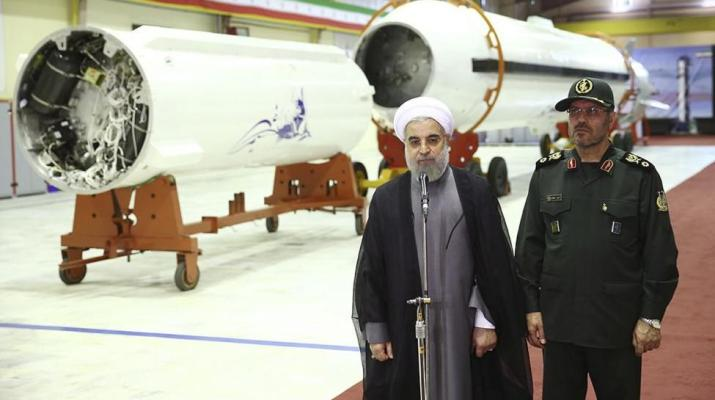 ifmat - Iran arsenal gets more deadly but Europe supports the regime
