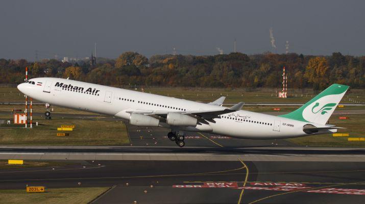 ifmat - Iran denies report of Germany's ban on Mahan Air in 2019