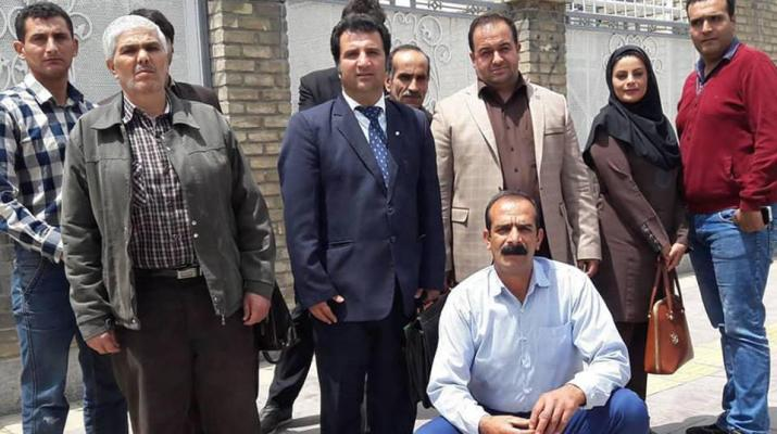ifmat - Iran sentences 3 rights lawyers to prison