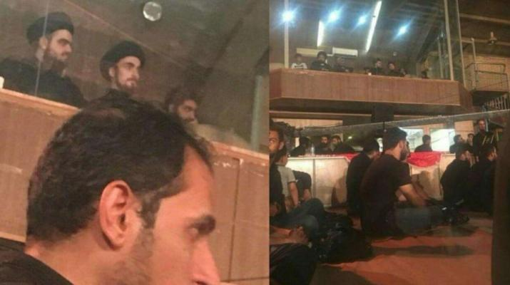 ifmat - Khomeini greatgrandson fends off firestorm over luxurious lifestyle