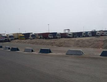 ifmat - Many strikes in Iran by truck drivers in 2018