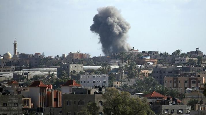 ifmat - The importance of driving Iran out of Gaza
