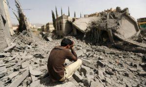 ifmat - Trump blames Iran for Yemen war