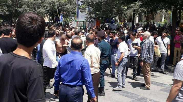 ifmat - 2018 was a year of brutal oppression in Iran by the regime