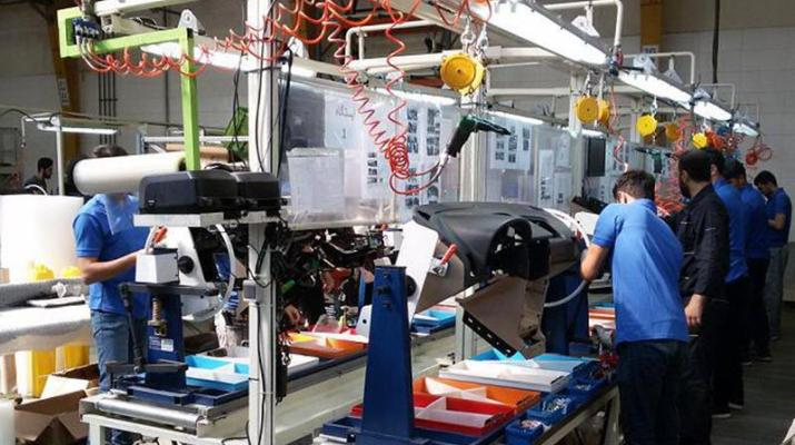 ifmat - Auto parts industry in Iran is suffering because of the regime