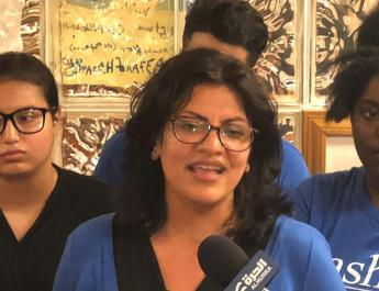 ifmat - Congresswoman Tlaib is too supportive of evil Iranian Regime and Hezbollah