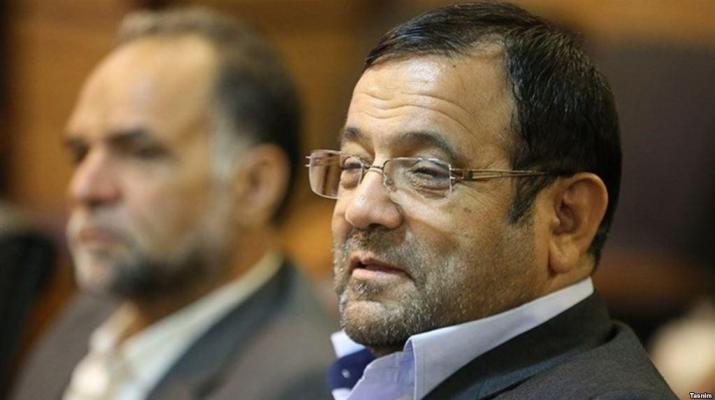 ifmat - Flogging of a city chairman in Iran