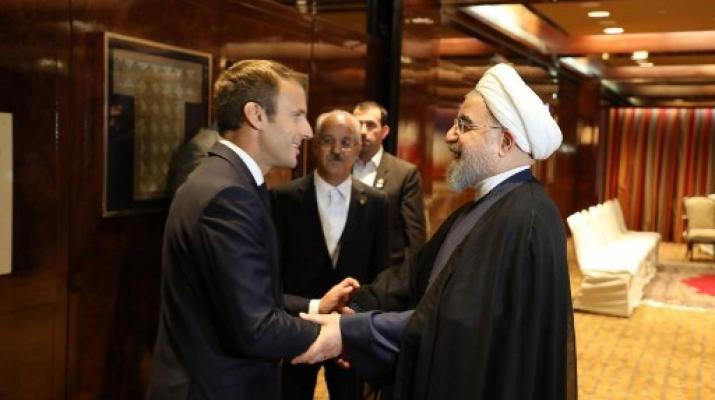 ifmat - France tells Iran regime to stop ballistic missile work designed for nuclear weapons