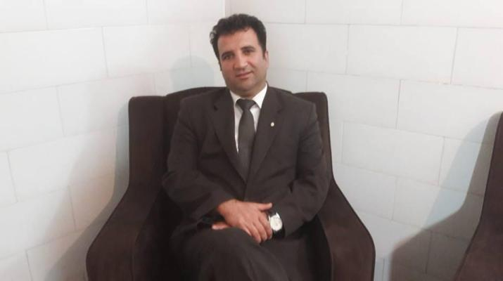 ifmat - Human Rights lawyer Mohammad Najafi facing prison sentence in Iran