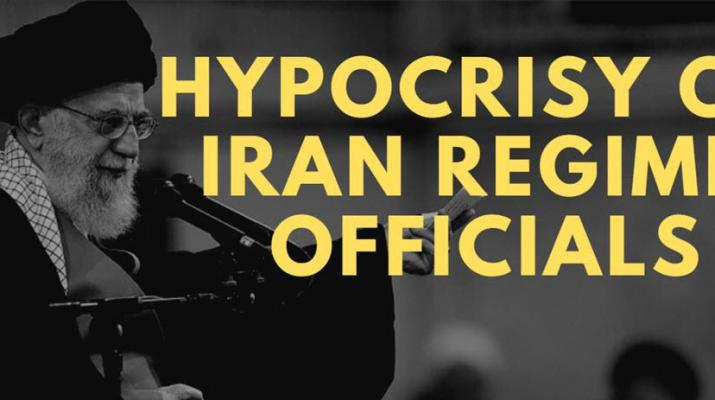 ifmat - Hypocrisy of Iran regime officials