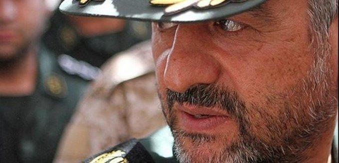 ifmat - IRGC general says that Iran will keep its military forces and weapons in Syria