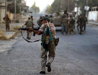 ifmat - Iran alied shiite militias in Iraq vow to push US troops out