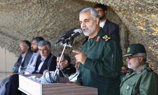 ifmat - Iran regime deadly puppet master - Qassem Soleimani