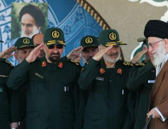 ifmat - Iran regime hardliner says give the economy to Revolutionary Guards to support terrorists