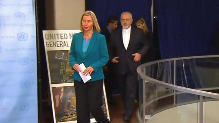 ifmat - Iran regime losing hope for the European SPV