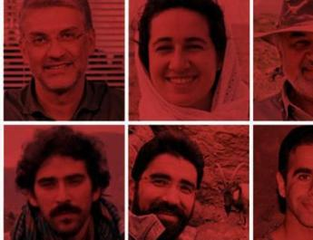 ifmat - Iran regime manufactures cases with false confessions against detained conservationists