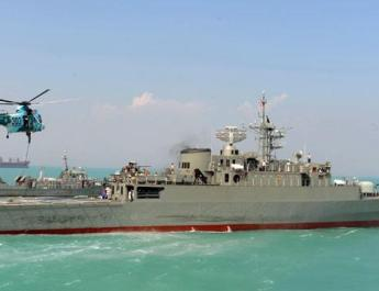 ifmat - Iran regime navy is trying to revive the Persian Empire