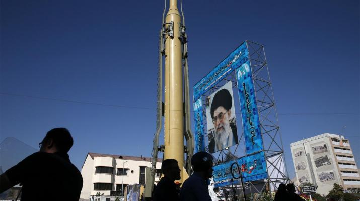 ifmat - Iran regime threats that missiles can strike targets in Russia, Europe, China, India, Africa