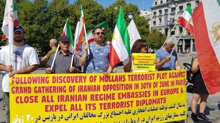 ifmat - Iran regime tries to deny terror admission by diplomat