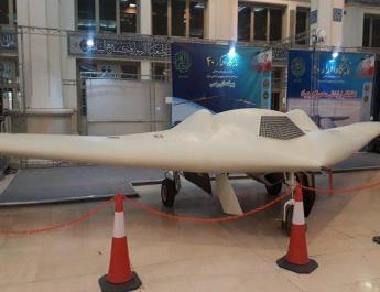 ifmat - Iran regime unveils home-made drones