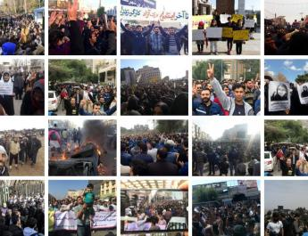ifmat - Iran regime will see more protests and isolation in 2019