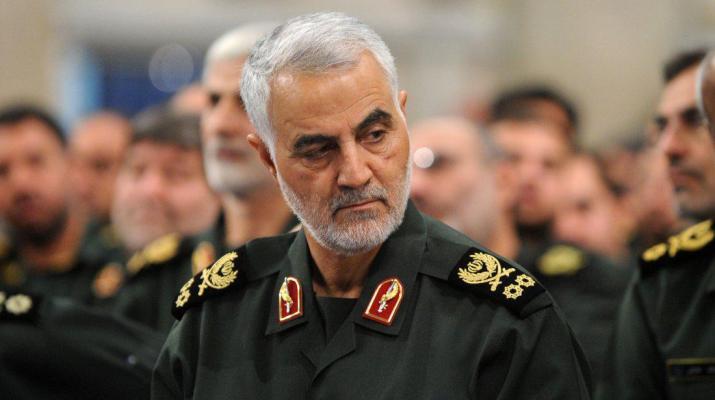 ifmat - Iranian general Qasem Soleimani launches war of attrition against Israel