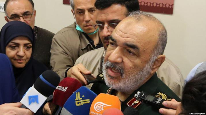 ifmat - Iranian general threatens to wipe Israel off the map
