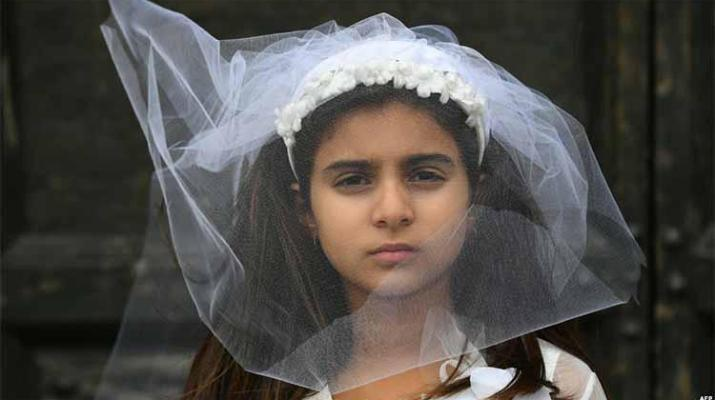 ifmat - Iranian girls are foced to get married between 10-14 years of age