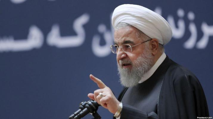ifmat - Iranian leader vows to launch satellites, defying US warning