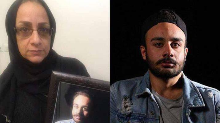 ifmat - Mother of Iranian protester who died in custody says her son was murdered
