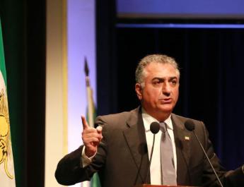 ifmat - Prince Reza wanrs iran may try to provoke attack