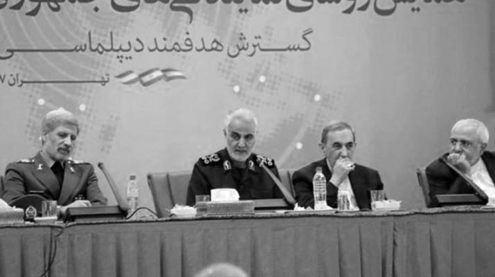 ifmat - Regime leaders in Iran funding terror as economic system melts down