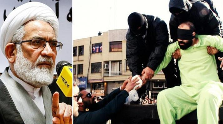 ifmat - Regime prosecutor-General is not happy that Iran is not amputating more people hands