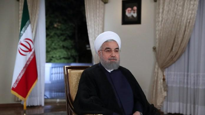 ifmat - Rouhani pressures Europe to continue oil trade with Iran