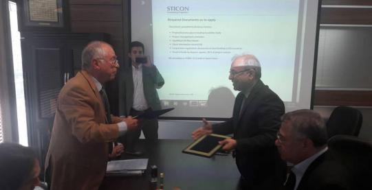 ifmat - STICON signed a memorandum of understanding with Iran sanctioned entity12