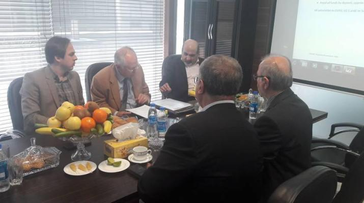 ifmat - STICON signed a memorandum of understanding with Iran sanctioned entity2