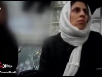 ifmat - Video of Nazanin Zaghari-Ratcliffe arrest shown on Iranian state TV