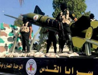 ifmat - Al-Quds Brigades threatened to destroy Israel with Iran help and regime missiles