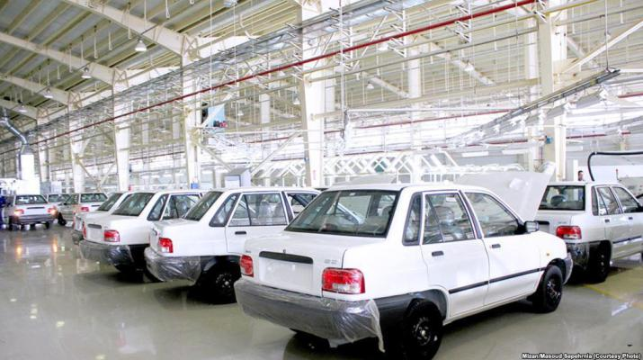 ifmat - First auto recall in Iran targets domestic car makers