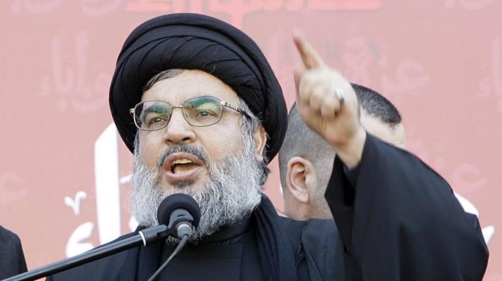 ifmat - Hezbollah leader thanks Iran for support against Israel
