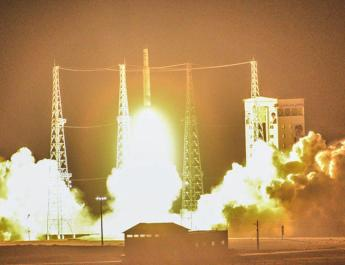 ifmat - Imagery suggests second launch attempt of Iranian satellite