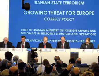 ifmat - International conference examines the growing terrorism of the Iranian regime