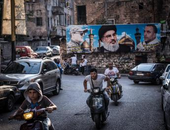 ifmat - Iran out to remake mideast with Arab enforcer - Hezbollah