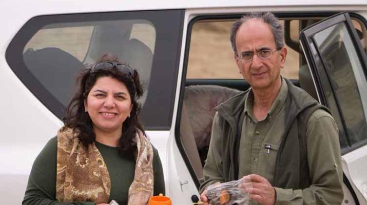 ifmat - Iran regime extnds travel ban on widow of ecologist