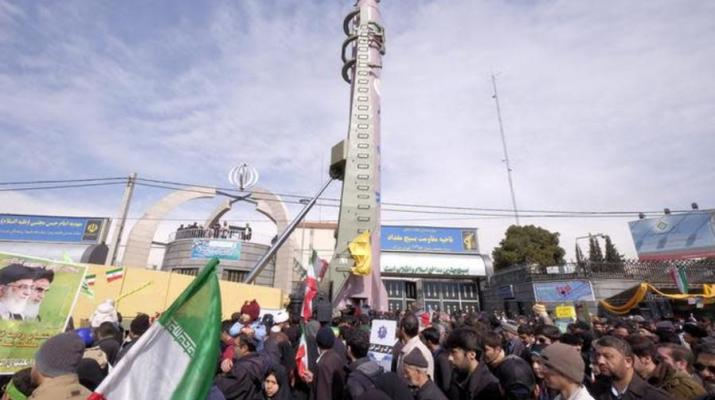 ifmat - Iran reveals new missile and underground city