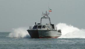 ifmat - Iran unveils new catamaran capable of firing cruise missiles5