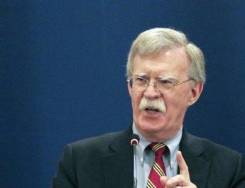 ifmat - John Bolton to Iran I Dont Think Youll Have Many More Anniversaries to Enjoy